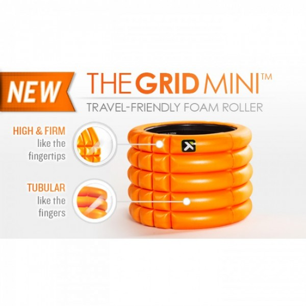 Foam roller the Grid mini