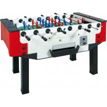 Outdoor voetbaltafel STORM F3 muntproever