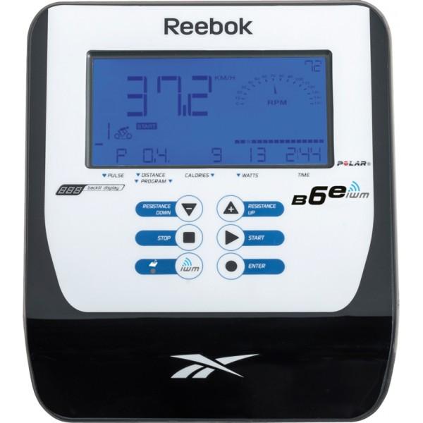 Ergometer Hometrainer Reebok B6.e IWM