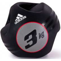 Medicinebal Adidas Double Grip 3 t/m 8kg