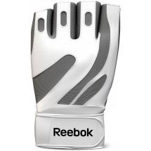 Fitness handschoenen Reebok L/XL wit