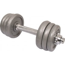 Dumbbell set Christopeit 15 Kg