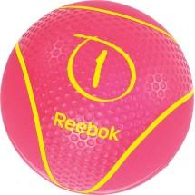 Medicine Ball Reebok rubber 1, 3 en 5 kg